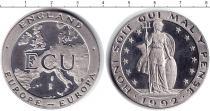 Каталог монет - монета  Англия 1 экю