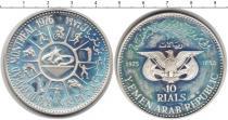 Каталог монет - монета  Йемен 10 риалов