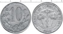 Каталог монет - монета  Алжир 10 сантим