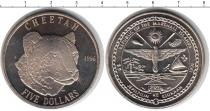 Каталог монет - монета  Маршалловы острова 5 долларов