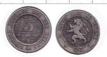 Каталог монет - монета  Бельгия 5 сентаво