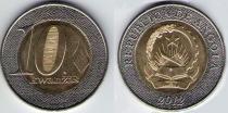 Каталог монет - монета  Кабинда 10 кванза