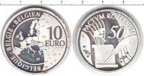 Каталог монет - монета  Бельгия 10 евро