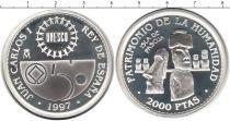 Каталог монет - монета  Испания 2000 песет