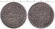 Каталог монет - монета  Алжир 2 буджу
