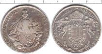 Каталог монет - монета  Венгрия 1 талер