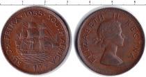 Каталог монет - монета  Южная Африка 1 пенни