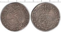 Каталог монет - монета  Швеция 1 далер