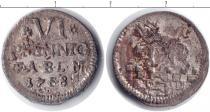 Каталог монет - монета  Анхальт-Бернбург 6 пфеннигов