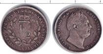 Каталог монет - монета  Эссекуибо и Демерара 1/2 стивера