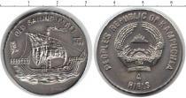 Каталог монет - монета  Камбоджа 4 риеля