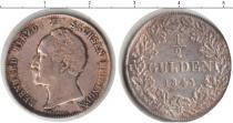 Каталог монет - монета  Саксен-Майнинген 1/2 гульдена