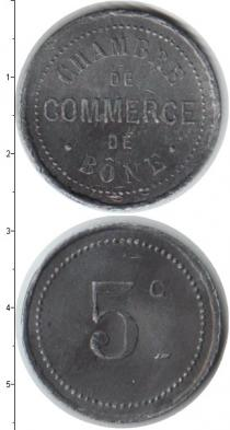 Каталог монет - монета  Алжир 5 сантим