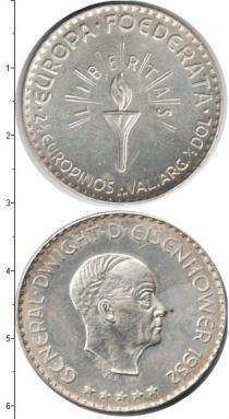 Каталог монет - монета  Европа 1/2 доллара