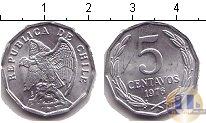 Каталог монет - монета  Чили 5 сентаво