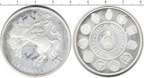 Продать Монеты Аргентина 25 песо 2000 Серебро