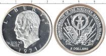 Каталог монет - монета  Марианские острова 2 доллара
