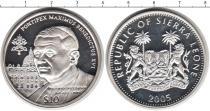 Каталог монет - монета  Сьерра-Леоне 10 долларов