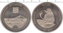 Каталог монет - монета  Финляндия 5 экю