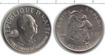 Каталог монет - монета  Гаити 20 сантим