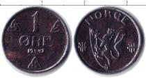 Каталог монет - монета  Норвегия 1 эре