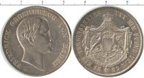 Каталог монет - монета  Баден 1 талер