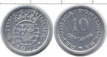 Каталог монет - монета  Сан-Томе и Принсипи 10 сентаво