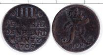 Каталог монет - монета  Пруссия 4 пфеннига