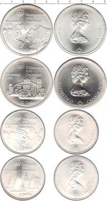 Каталог - подарочный набор  Канада Олимпийские игры в Монреале 1976