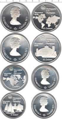 Каталог - подарочный набор  Канада Олимпийские игры 76