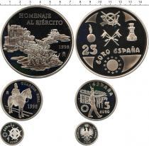 Каталог - подарочный набор  Испания Вооруженные силы Испании