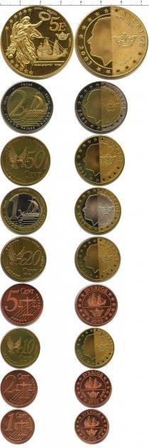 Каталог - подарочный набор  Швеция Пробный евронабор 2003