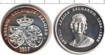Каталог монет - монета  Бельгия 250 франков