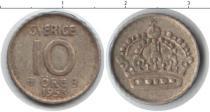 Каталог монет - монета  Швеция 10 эре