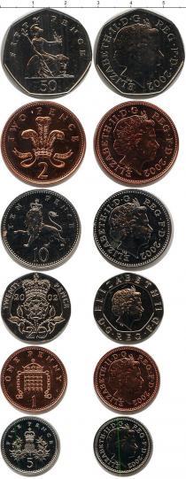 Каталог - подарочный набор  Великобритания Великобритания 2002