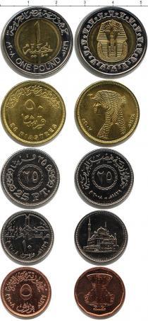 Каталог - подарочный набор  Египет Египет 2007-2008
