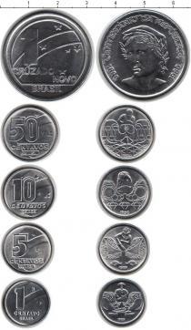 Каталог - подарочный набор  Бразилия Бразилия 1989-1990