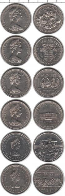 Каталог - подарочный набор  Канада Канада 1970-1984