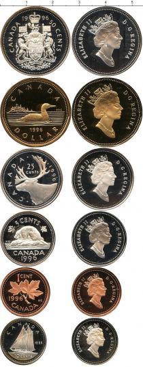 Каталог - подарочный набор  Канада Канада 1996
