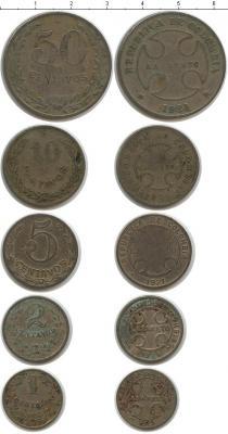 Каталог - подарочный набор  Колумбия Колумбия 1921
