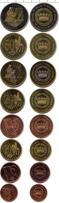 Каталог - подарочный набор  Дания Дания 2002