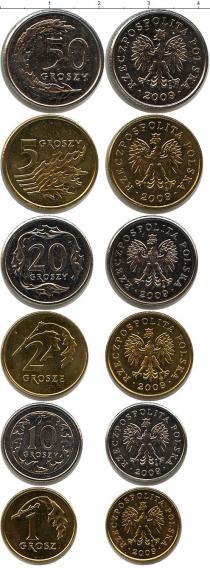 Каталог - подарочный набор  Польша Польша 2009