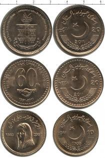 Каталог - подарочный набор  Пакистан Пакистан 2007-2011
