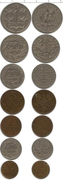 Каталог - подарочный набор  Польша Польша 1923 - 1938