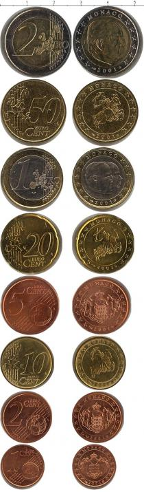 Каталог - подарочный набор  Монако Монако 2001