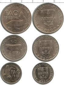Каталог - подарочный набор  Португалия Португалия 1983