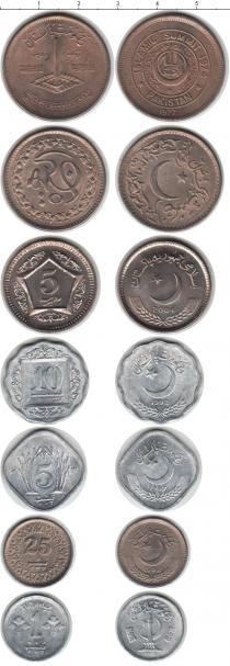 Каталог - подарочный набор  Пакистан Пакистан 1977-2004