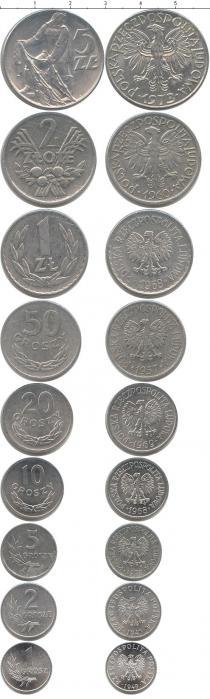 Каталог - подарочный набор  Польша Польша 1949-1973