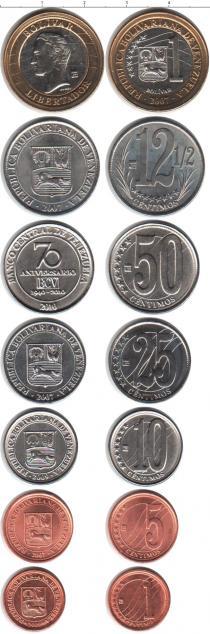 Каталог - подарочный набор  Венесуэла Венесуэла 2007-2010