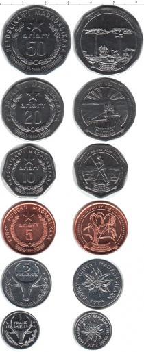 Каталог - подарочный набор  Мадагаскар Мадагаскар 1996-2002